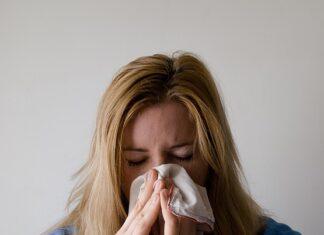 czyszczenie nosa